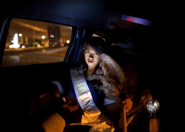 Luminous Eye | Παρουσίαση φωτογραφικού έργου της Ευαγγελίας Κρανιώτη