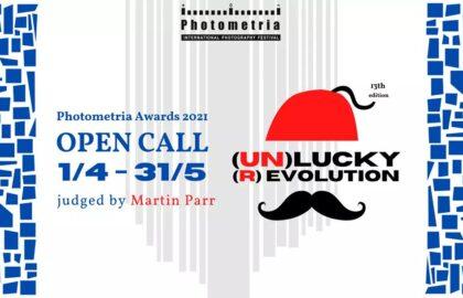Photometria Awards 2021 με κριτή τον Martin Parr