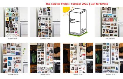 The Curated Fridge : Summer 2021| Ανοιχτή πρόσκληση