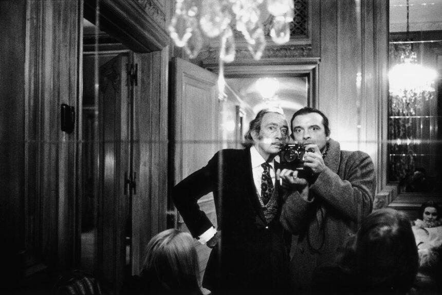 David Bailey – Ο καθένας μπορεί να γίνει ένας σπουδαίος φωτογράφος εάν ζουμάρει αρκετά σε αυτό που αγαπά