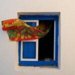 Ένα παράθυρο στον κόσμο - A window to the world (από τον Στέφανο Χρόνη)