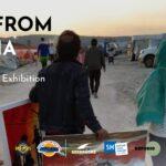 Art from Moria - A Traveling Exhibition by Refugees | Έργα προσφύγων της Μόριας εκτίθενται στο Βερολίνο