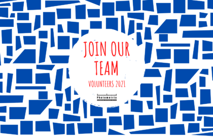 Photometria 2021 | Πρόσκληση για εθελοντές