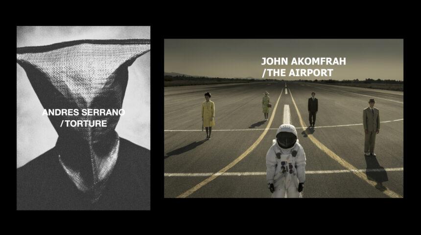 "Andres Serrano: ""Torture"" – John Akomfrah: ""The Airport""   ΠΕΙΡΑΙΑΣ ARTPORT"